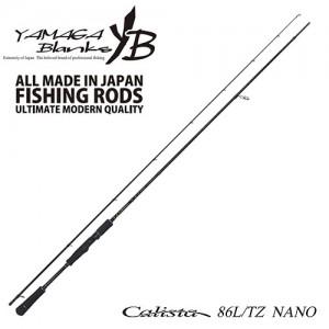 Yamaga Blanks Calista 86L/TZ NANO