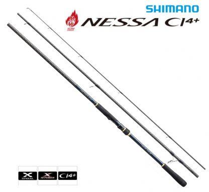 Shimano Nessa CI4+