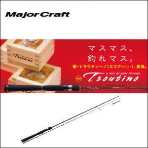 MAJOR CRAFT Finetail AREA TTA-604SUL