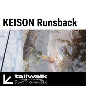 TAILWALK KEISON Runsback